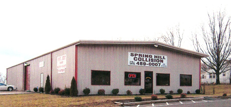 Spring Hill TN Collision Center